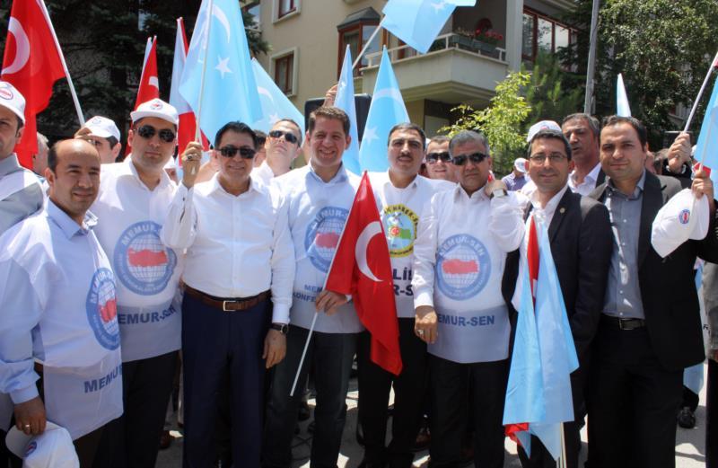 Selam Olsun Uygurlu Kardeşlerimize, Lanet Olsun Faşist Çin'e
