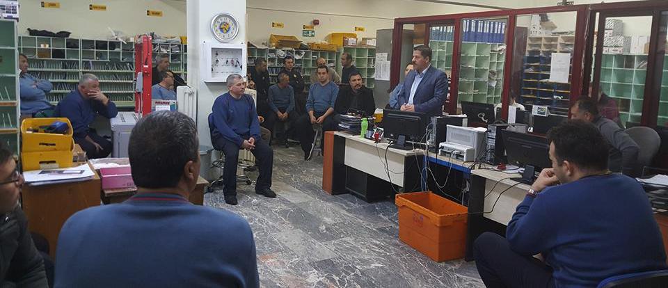 Başkanlarımız Bu Haftaki Teşkilat Çalışmalarına Isparta'dan Başladılar