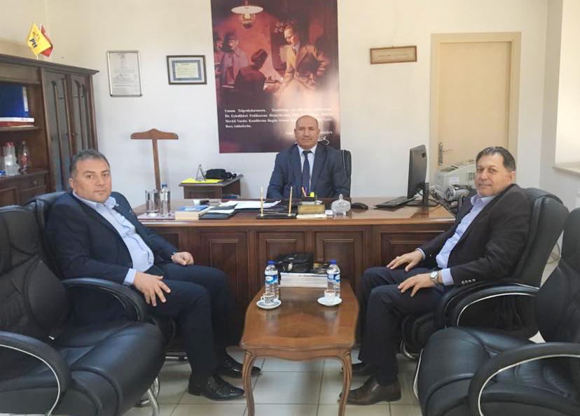 Başkanlarımız Etimesgut Teşkilatımızı Ziyaret Ettiler
