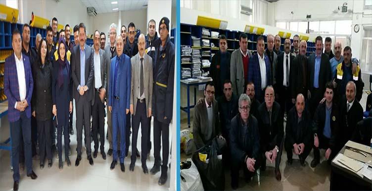 Başkanlarımız Nevşehir ve Kırşehir Teşkilatlarımızı Ziyaret Etti