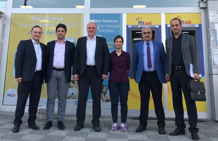 Başkanlarımızın, İstanbul'daki Teşkilat Çalışmalarına Aralıksız Devam Ediyorlar