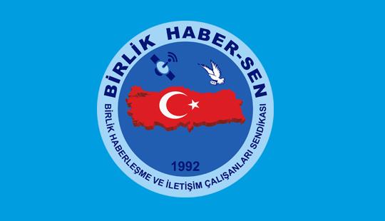 Birlik Haber-Sen İstanbul Avrupa Yakası 2 Nolu Şube'nin Kongre İlanı (03.11.2018)