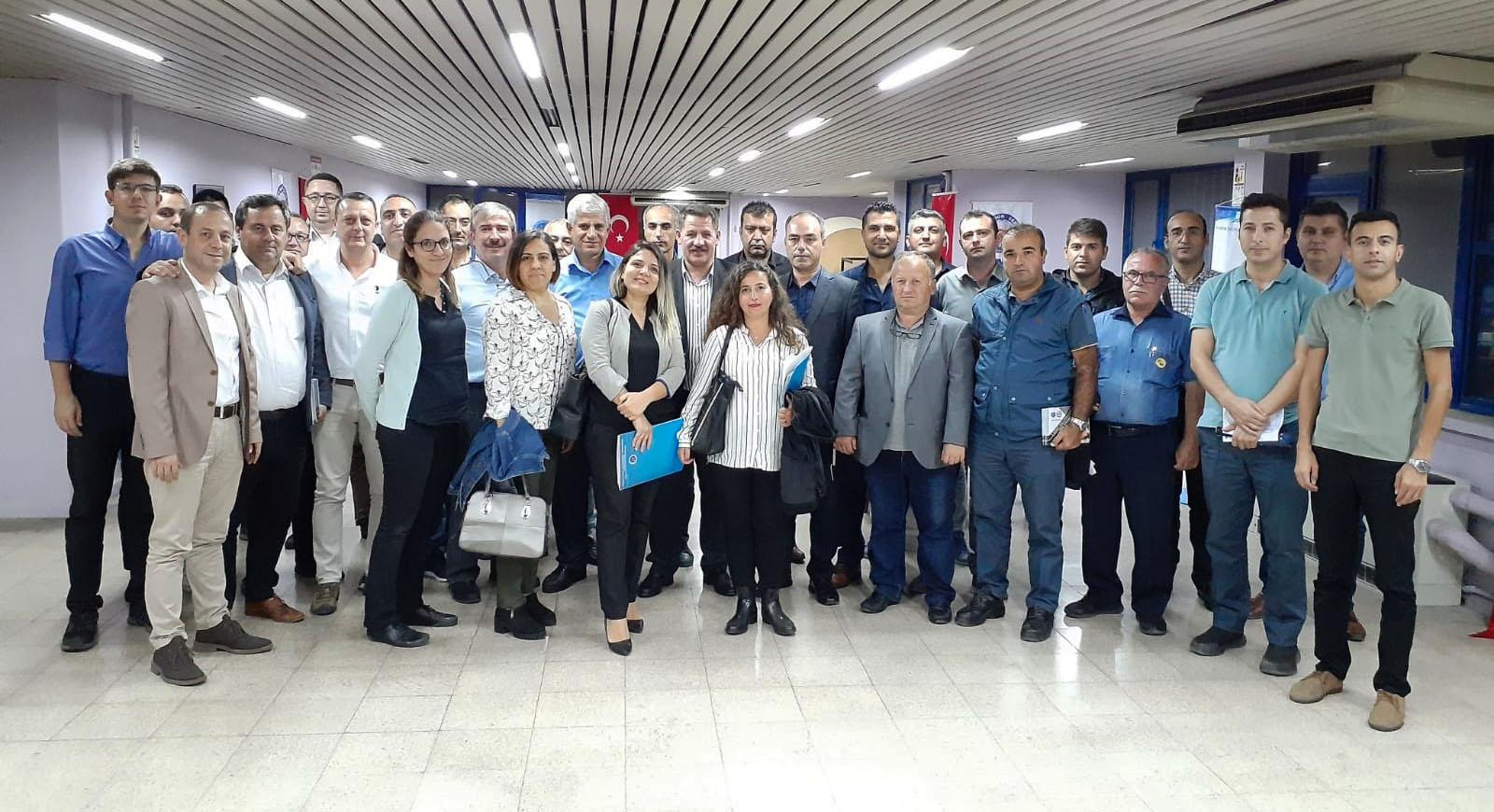 Birlik Haber-Sen İzmir İl Divan Toplantısı Yapıldı