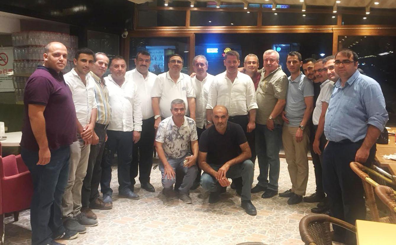 Birlik Haber-Sen Yönetimi Adana'da Temsilcilerle Buluştu
