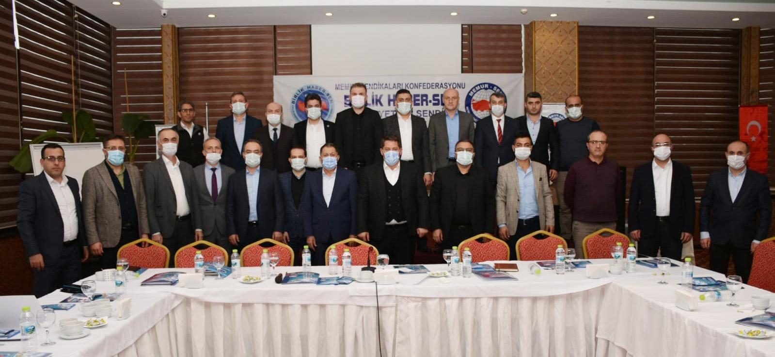 Bölgesel Başkanlar Kurulu Toplantıları Yalova'da Devam Ediyor