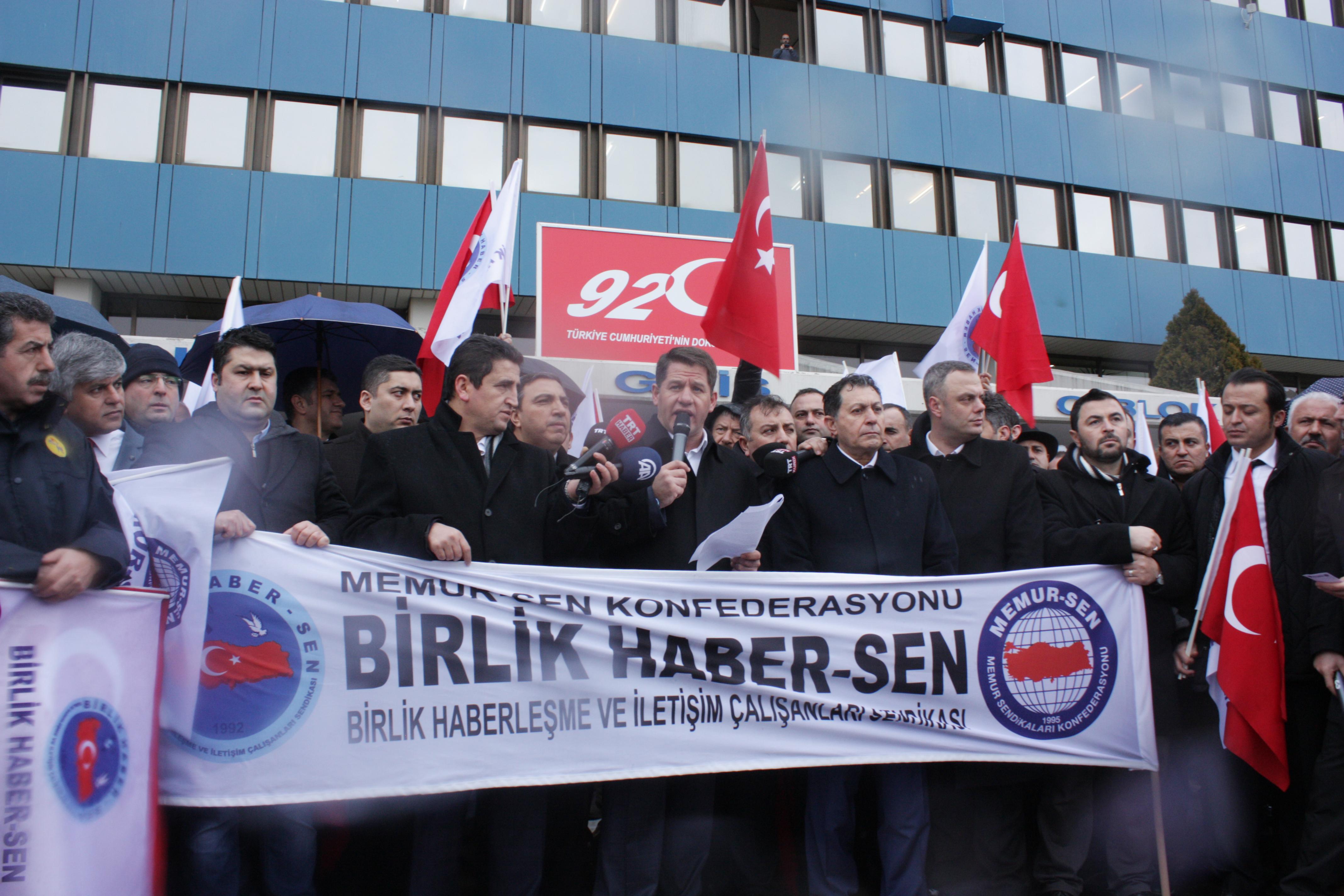 """CHP'Lİ GÖK'ÜN, TRT' DEKİ TUTUMU VANDALLIKTIR"""