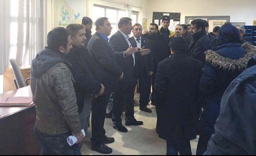 Diyarbakır Birlik Haber Sen'i Bağrına Bastı