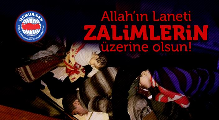 Duma'nın Katilleri Esed Kadar Uluslararası Toplumun Sessizliğidir!