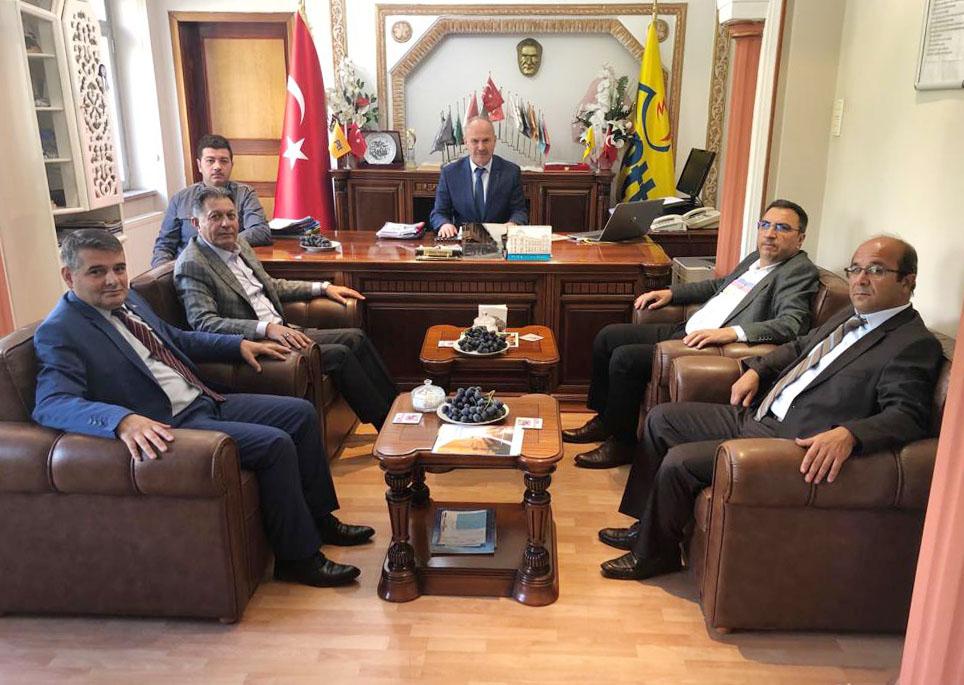 Erzincan Teşkilatı Ziyaret Edildi