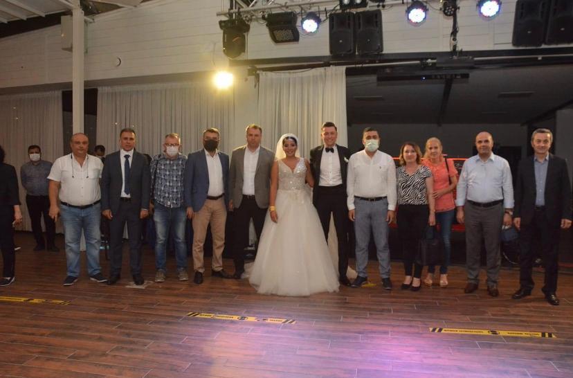 Eskişehir Şube Yönetim Kurulu Üyesi Ahmet Şükrü Dertli'nin Mutlu Günü