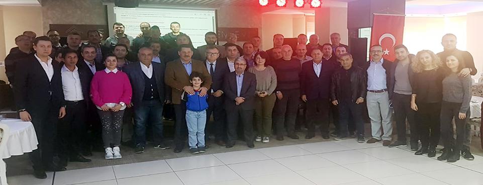 """Eskişehir Şubemiz """"Diriliş Sürecinde Sendikal Duruşumuz ve İletişim"""" Programı Düzenledi"""