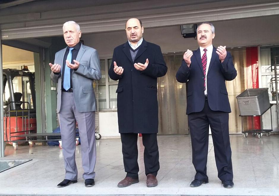 Gaziantep Birlik Haber-Sen'den Şehitler İçin Anlamlı Program
