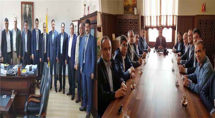 Genel Merkezimizden İstanbul PTT A.Ş. Başmüdürlerine ve Teşkilatlarımıza Ziyaret