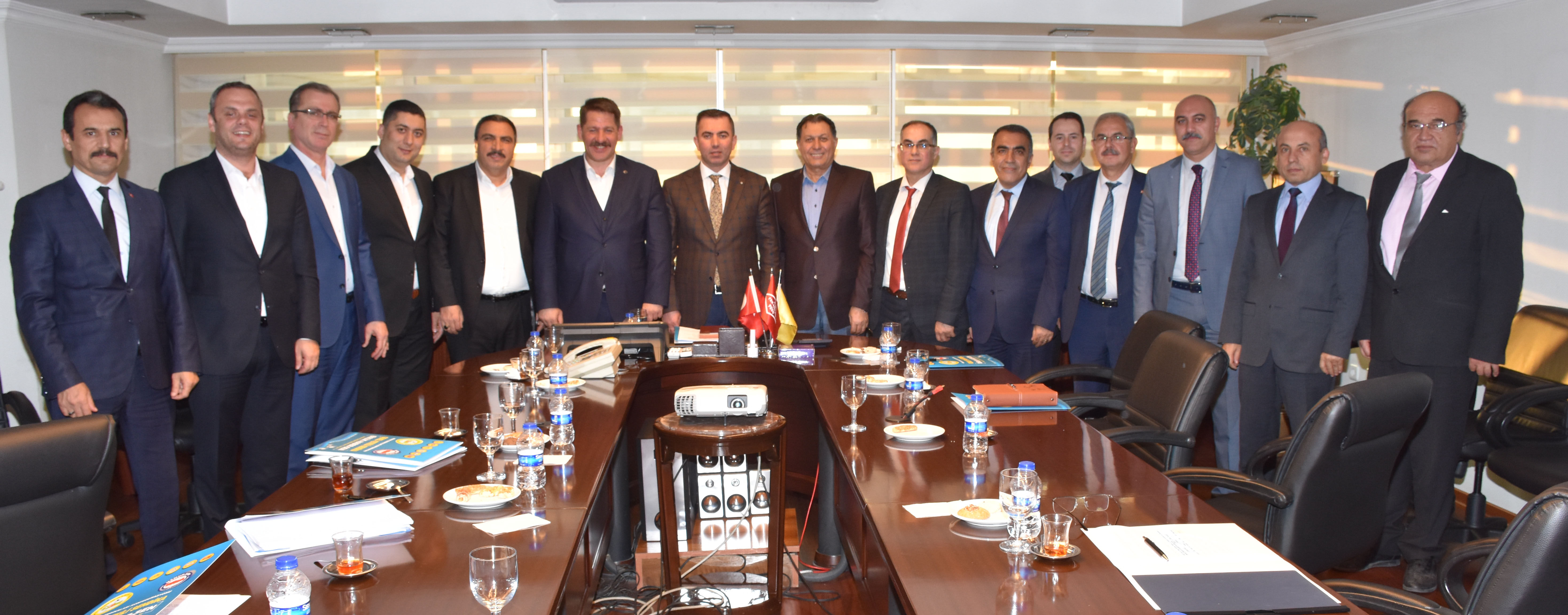 PTT A.Ş 2017 Yılı 2. Dönem KİK Toplantısı Yapıldı