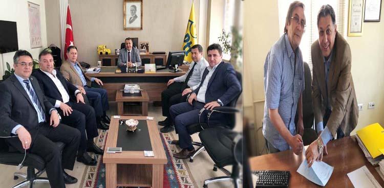 Teşkilat çalışmaları Afyon'da Ara Vermeden Sürüyor