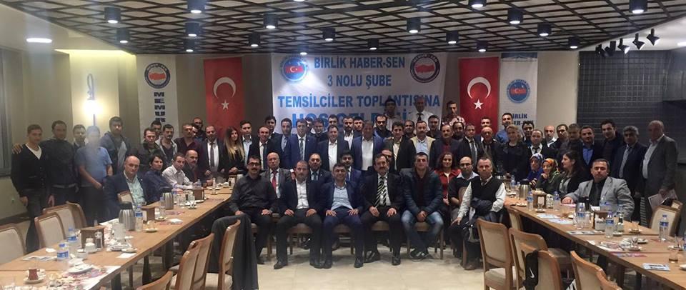 TEŞKİLAT ÇALIŞMALARIMIZ İSTANBUL'DA DEVAM EDİYOR