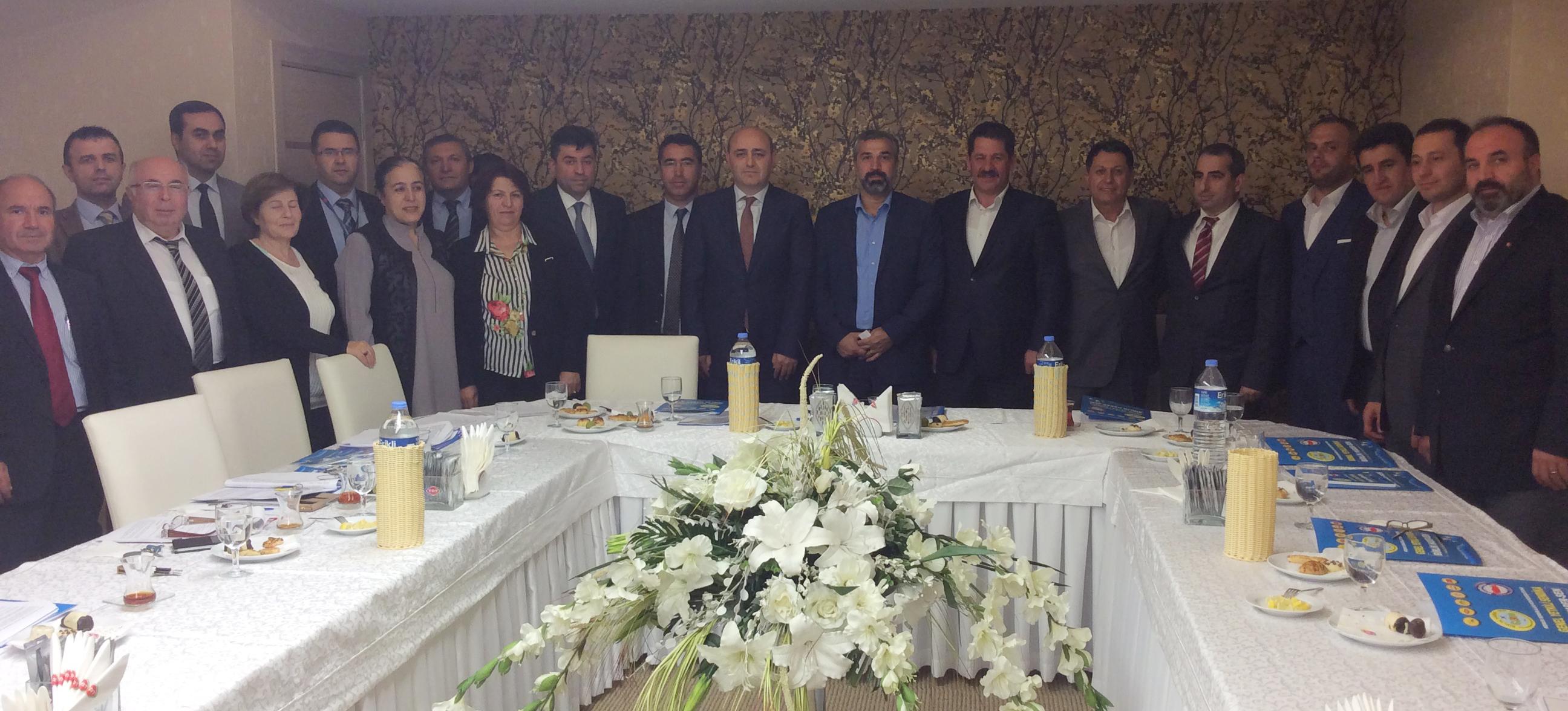 TRT Çalışanlarının Talepleri KİK Toplantısında TRT Yönetimine İletildi