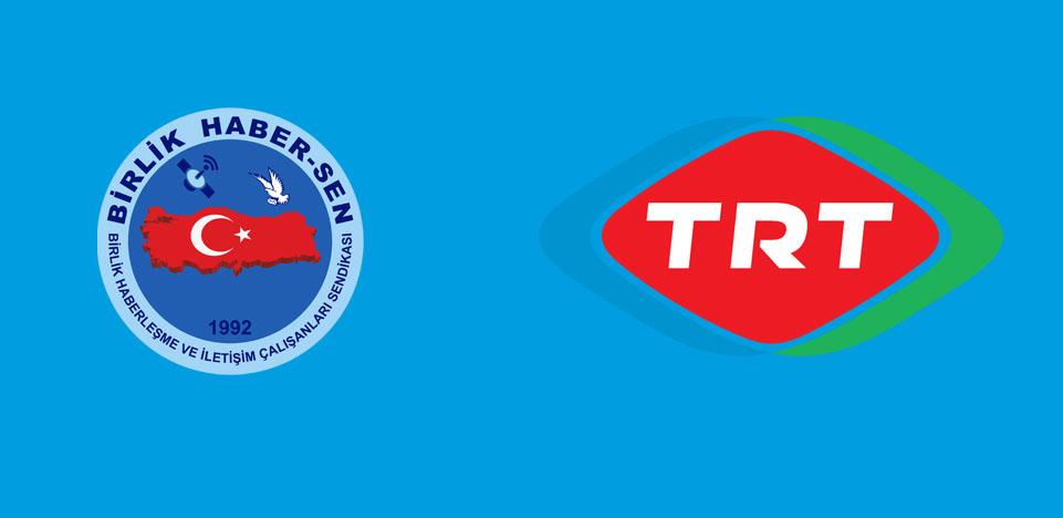 TRT Giyim Yardımı Usul ve Esasları İmzalanmıştır