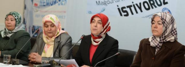 'Rakamlarla 28 Şubat Raporu' Basın Açıklaması Yapıldı