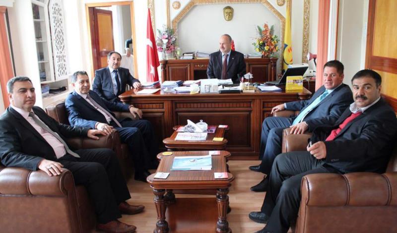 Birlik Haber-Sen  Genel Merkez Yöneticileri'nden Erzincan ve Sivas Teşkilatlarına Ziyaret