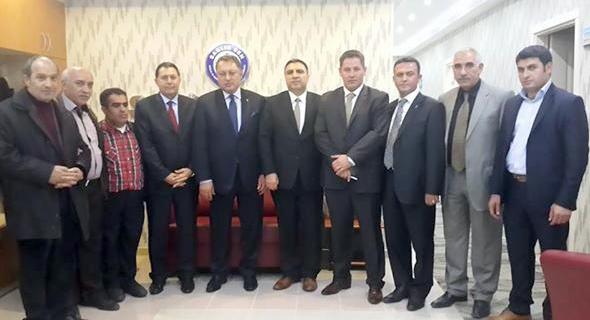 Birlik Haber-Sen Teşkilat Çalışmalarına Erzurum ve Kars'ta Devam Etti