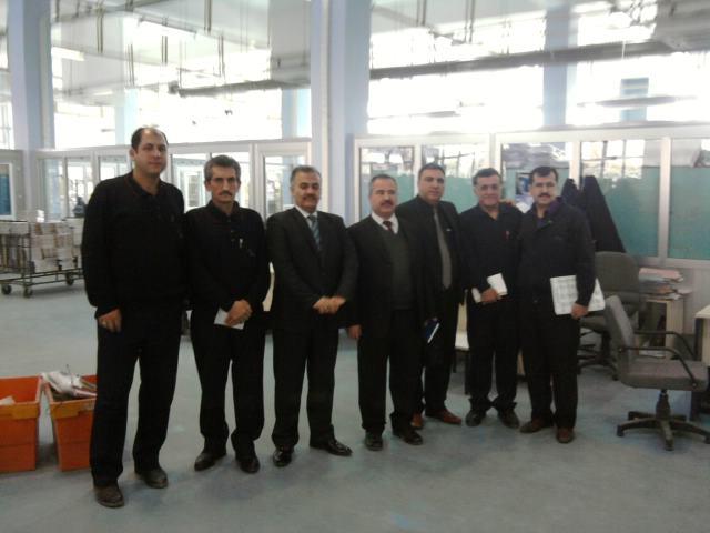 Gaziantep'de Teşkilat Çalışması