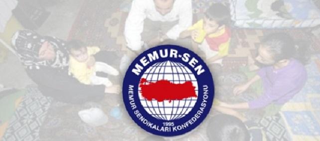Memur-Sen Şubat Ayı Açlık-yoksulluk Araştırması