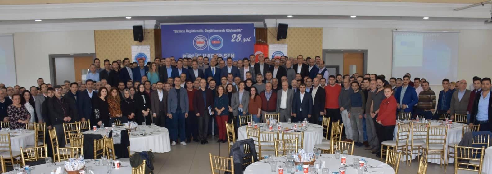 """Birlik Haber Sen """" Büyük İstanbul Buluşması """" Gerçekleştirildi"""