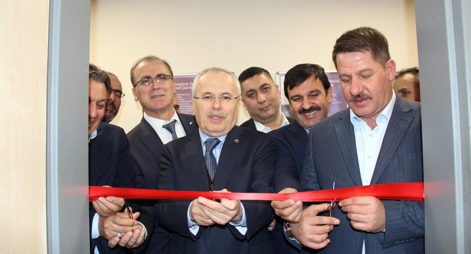 Birlik Haber-Sen Karabük İl Başkanlığı Temsilcilik Odası Açılışı Yapıldı