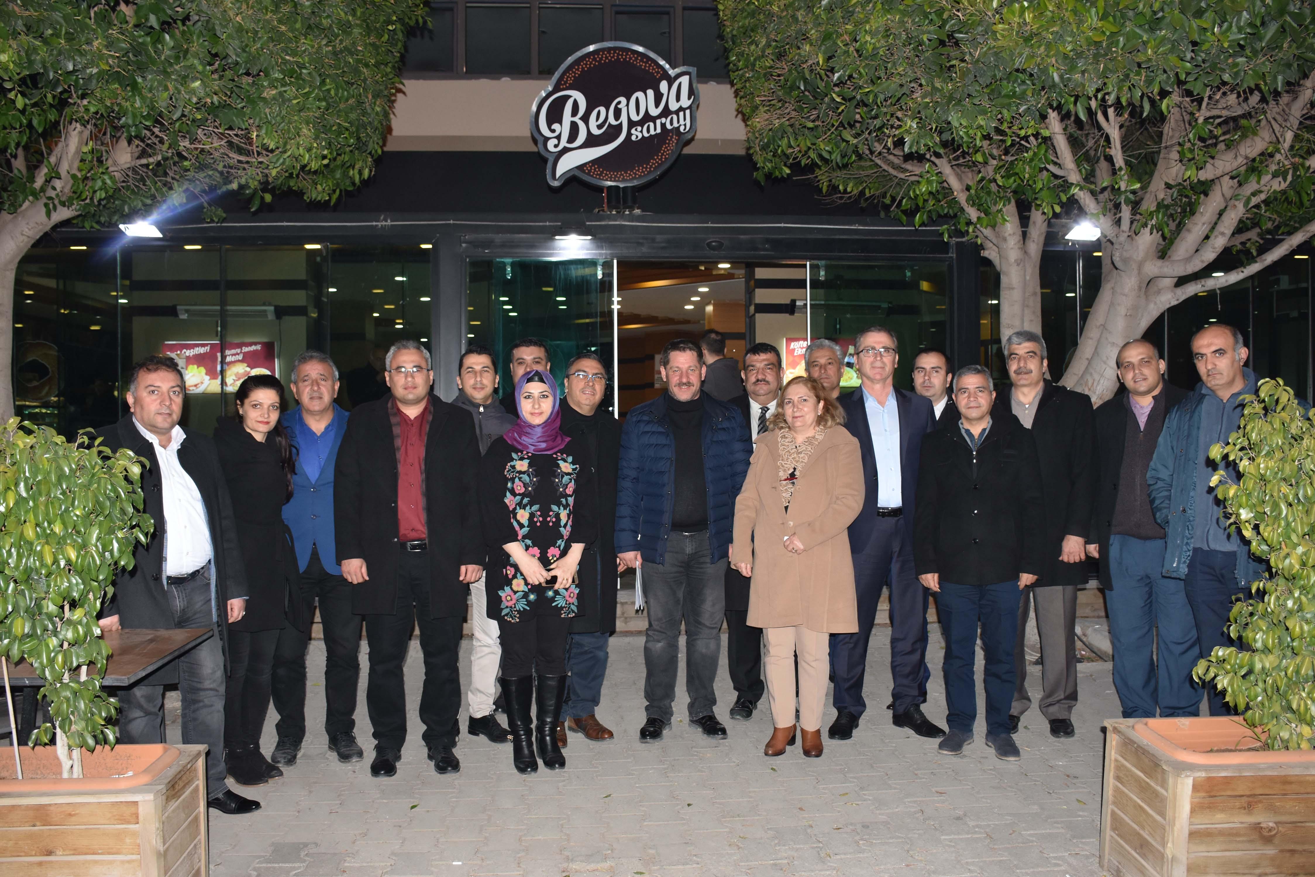 Birlik Haber-Sen Yönetimi Adana'yı Ziyaret Etti