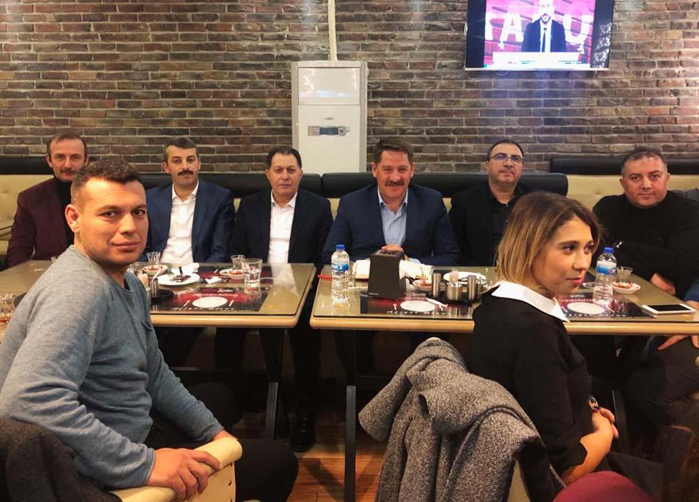 Birlik Haber-Sen Yönetimi Balıkesir'de İşyeri Temsilcileriyle Buluştu