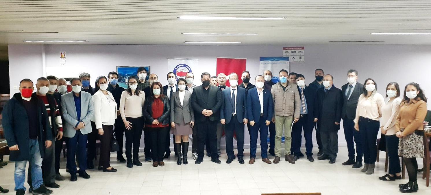 Birlik Haber-Sen'den İzmir Ziyareti