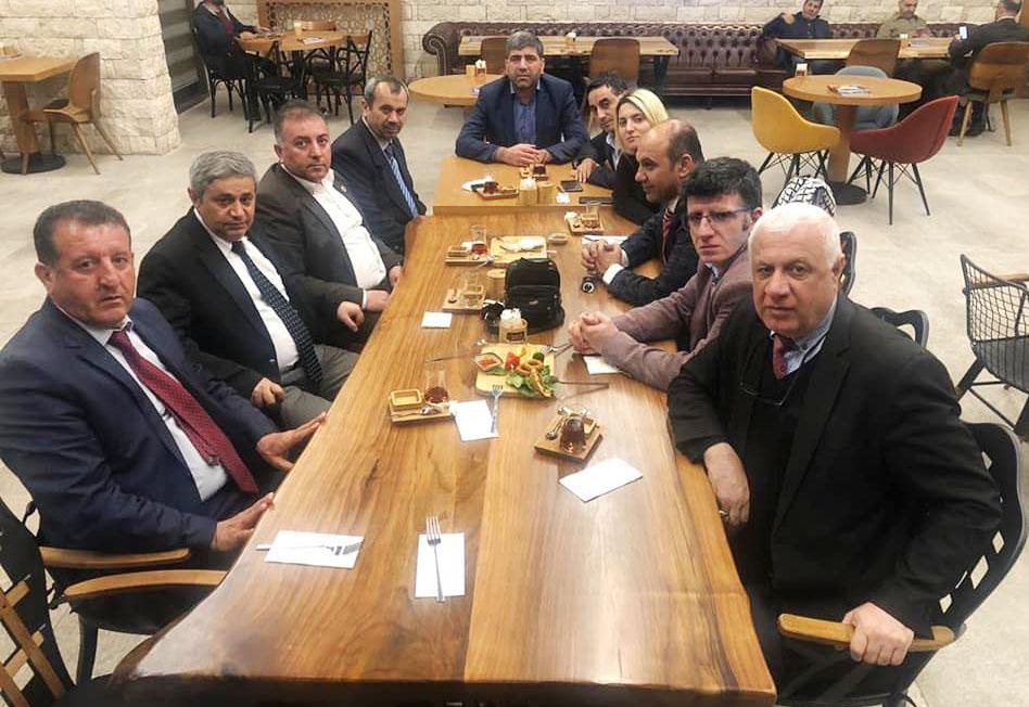 Boskurt, Diyarbakır'ı Ziyaret Etti