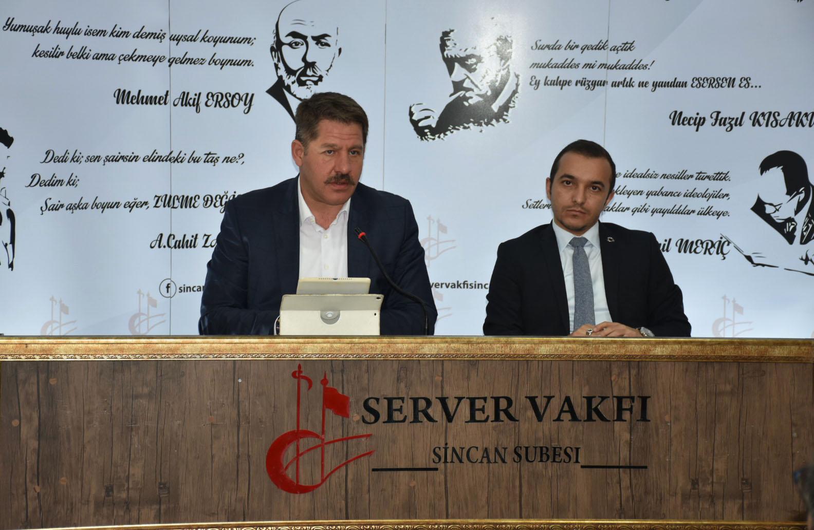 Budak; M. Akif İnan'ı ve Türkiye'de Sendikalaşma Hareketlerini Anlattı