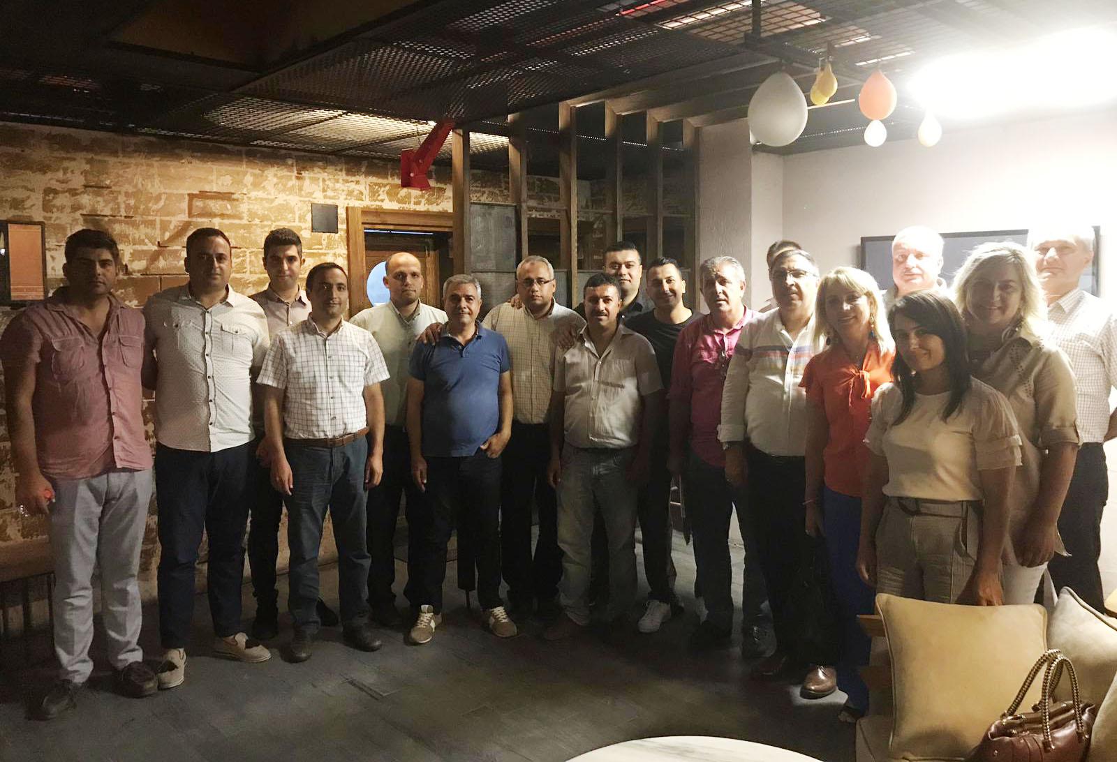 Burgaç Adana'yı Ziyaret Etti