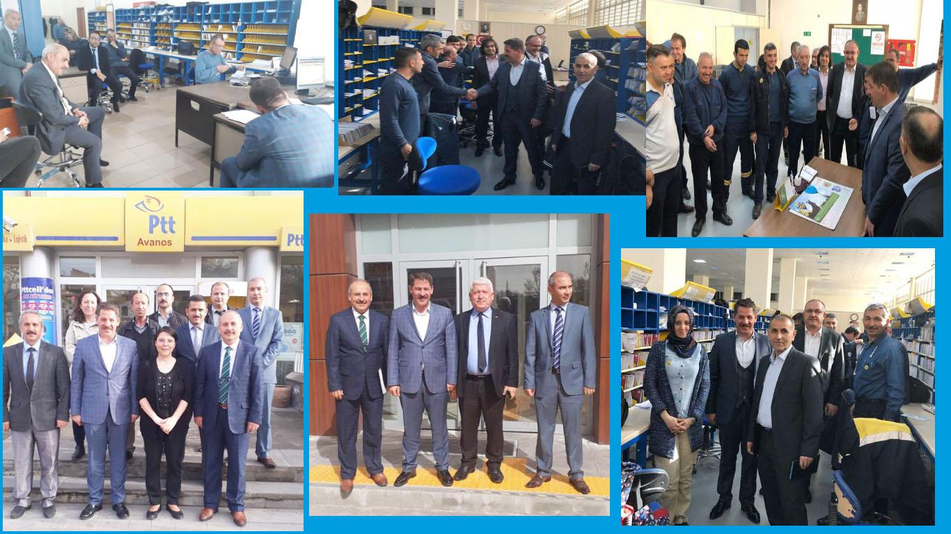 Genel Başkanımız Budak'tan, Nevşehir ve Kayseri Teşkilatımıza Ziyaret