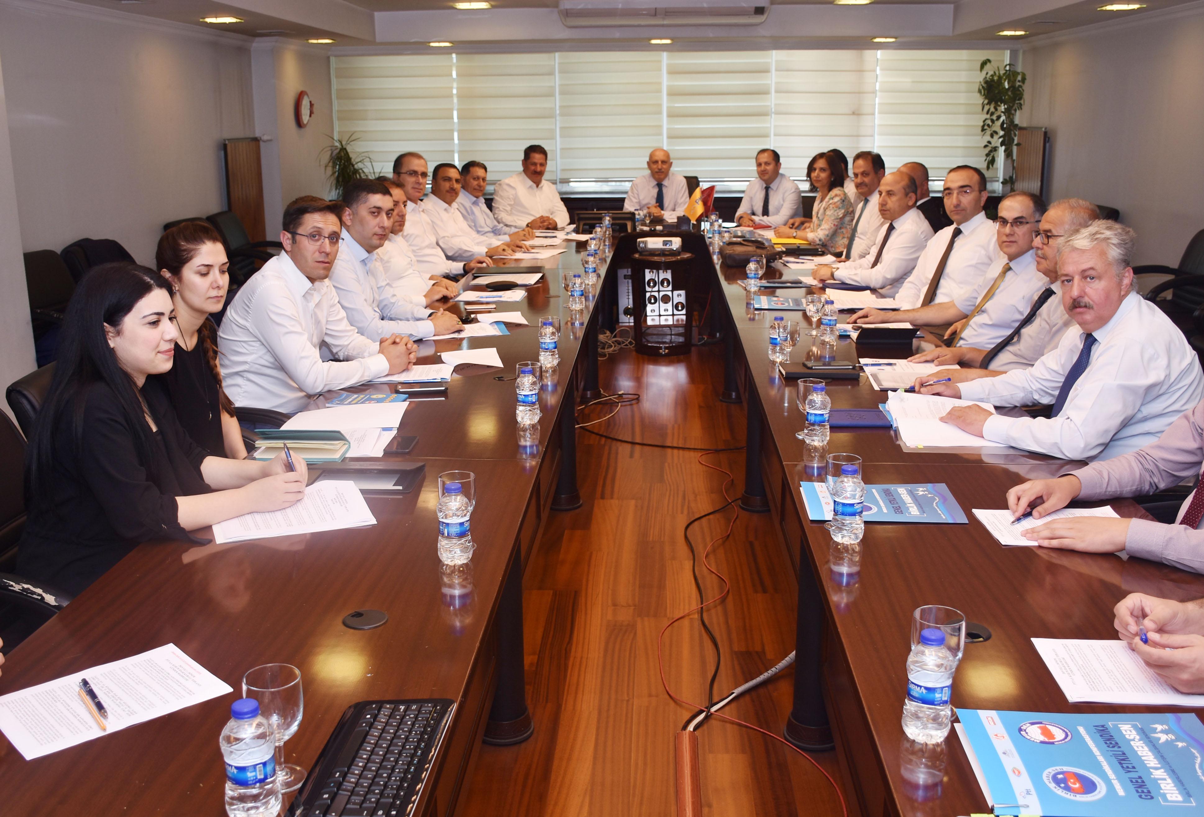 PTT A.Ş. 2019 Yılı 1. Dönem KİK Toplantısı Gerçekleştirildi