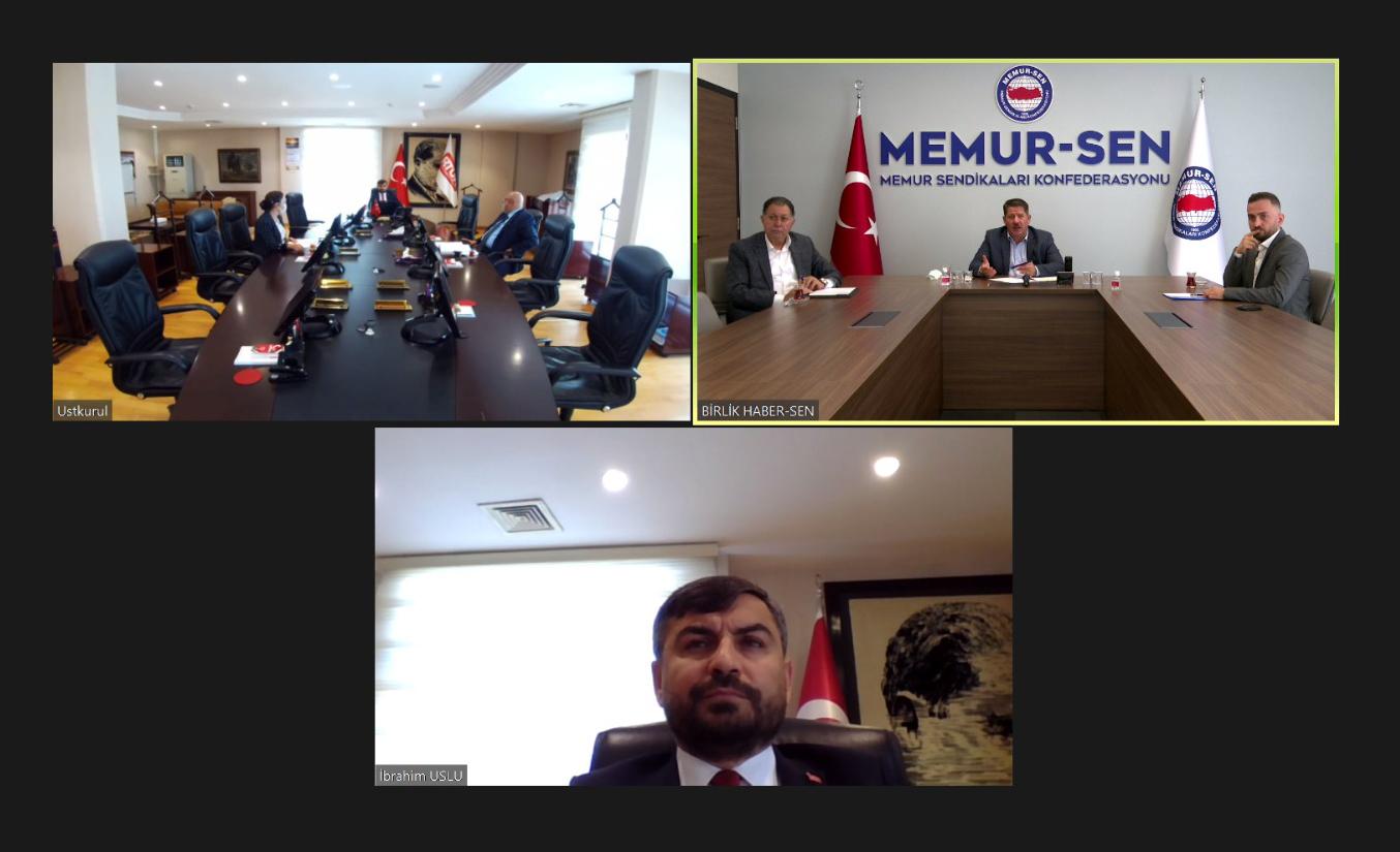 RTÜK Çalışanlarını İlgilendiren KİK Toplantısı Gerçekleştirildi