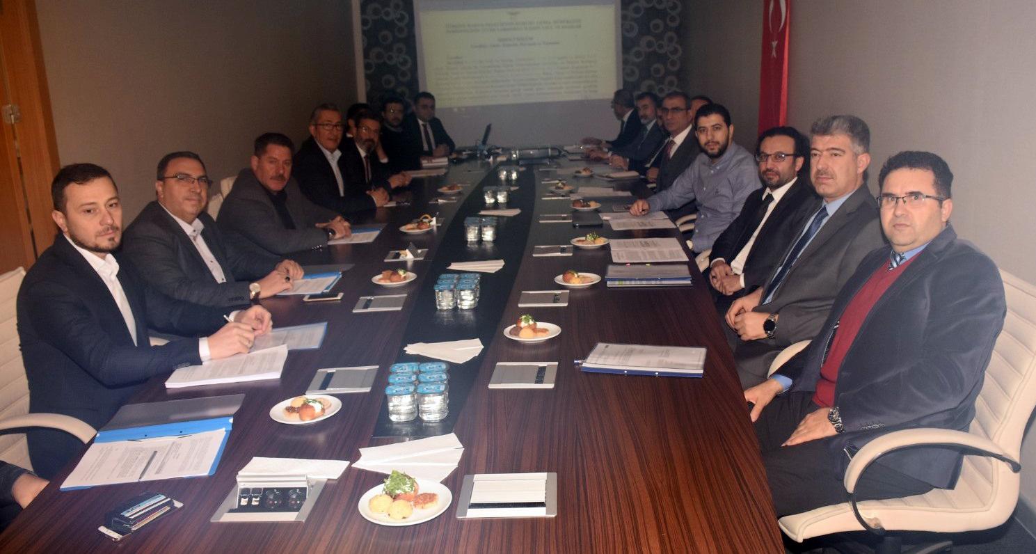 TRT' de Giyim Yardımı Verilmesiyle İlgili Oluşturulan Komisyon İlk Toplantısını Gerçekleştirdi