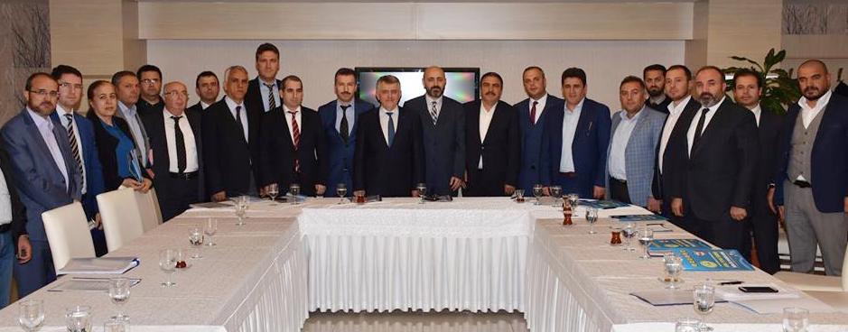 TRT Genel Müdürlüğü ile Birlikte 2017 Yılı II. Dönem KİK Toplantısını Gerçekleştirdik